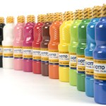 Farby szkolne Giotto School Paint tempery - 500ml