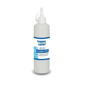 Klej do papieru PVA Happy Color 250G
