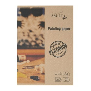 Blok arkuszy uniwersalnych  SM-LT Painting paper- 250g, A4 20ark.
