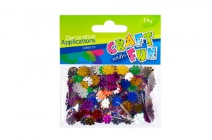 Cekiny Craft with Fun kwiatki III - 14g*
