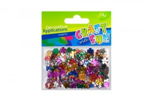 Cekiny Craft with Fun kwiatki - 14g