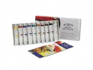 Zestaw Winsor&Newton Artists Oil Colour Introductory Set *