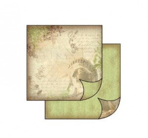 Papier Stamperia ScrapArt do scrapbookingu NEW YORK