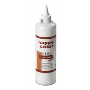 Klej wikol Premium Happy Color z aplikatorem - 250ml