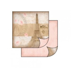 Papier Stamperia ScrapArt do scrapbookingu PARIS