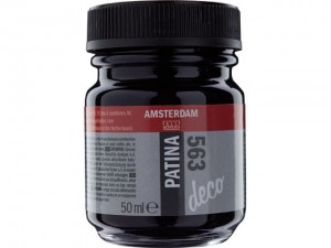 Patyna Talens Amsterdam 50 ml - 563 ANTIQUE BLUE