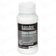 Medium do tkanin LIQUITEX Fabric Medium 118ml