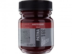 Patyna Talens Amsterdam 50 ml - 391 ANTIQUE RED