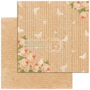 Papier do scrapbookingu Studio75  - Craft Love 01