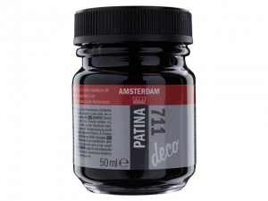Patyna Talens Amsterdam 50 ml -  ANTIQUE BLACK