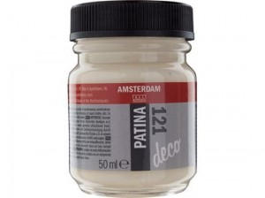 Patyna Talens Amsterdam 50 ml - 121 ANTIQUE WHITE